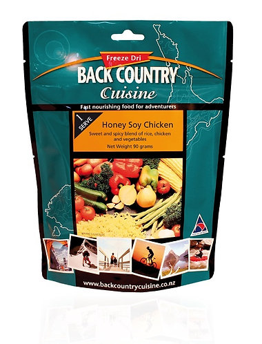 Back Country Cuisine - Family 5 Serve Packs