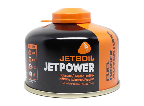 Jetboil 100gm gas cannister