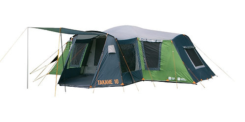 Takahe 10 Family Dome Tent