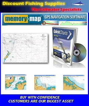 Memory Map Marine NZ