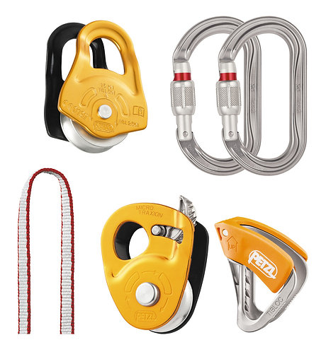 Petzl Rescue kit