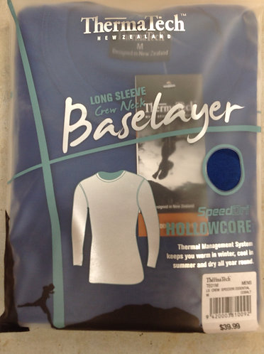 Thermatech Baselayer Long Sleeve Top