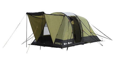Kotuku 4 Inflatable Dome Camping Tent