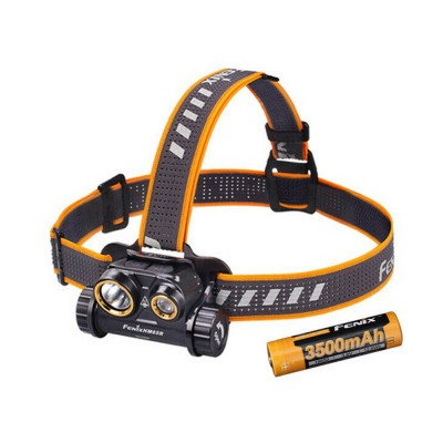 Fenix HM65R rechargeable Head lamp