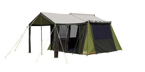 Kakapo 5 Canvas Frame Camping Tent
