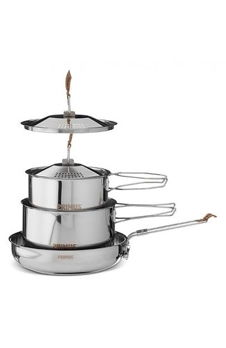 Stainless Steel Primus CampFire Cookset
