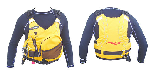 Mission Leader Buoyancy vest