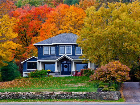Nine Tips For Selling Your Autumn Listing