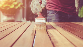 How Outdoor Staining Works