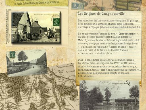 Les origines du Village…