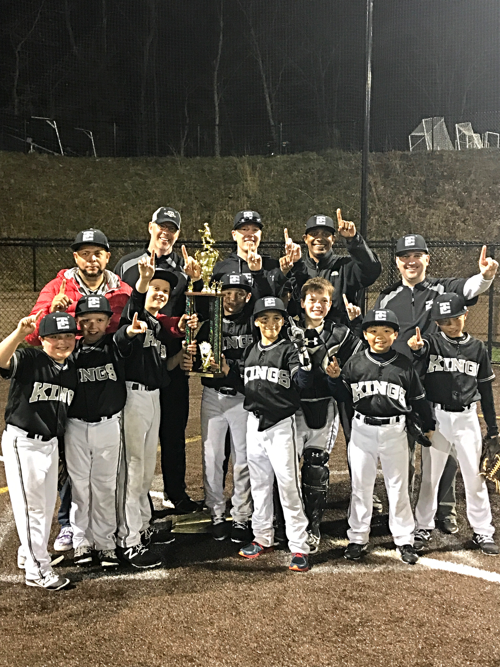 10U Kings Win Legends Top 10 Tournament!