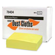 Treated Dust Cloths