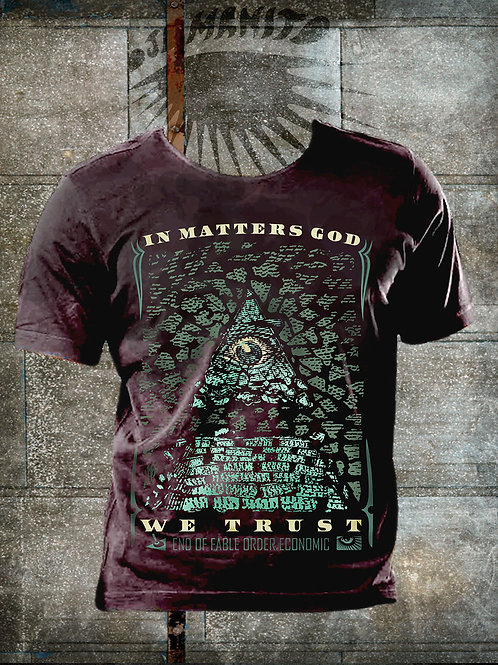 Art T-shirt, Black or White, Animal Print, Stylish, Botanica, social complaint,