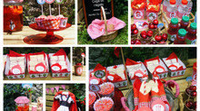 Red riding hood birthday party