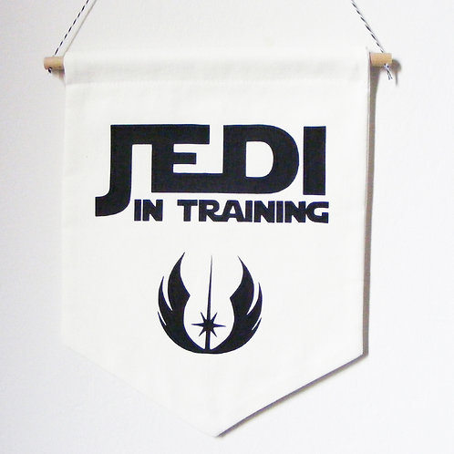 Bannière Jedi Star Wars