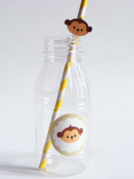 bouteilles en plastique à mettre sur toutes vos sweet tables, buffets ou candy bar