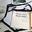 Thumbnail: Guirlande de fanions en tissu personnalisée avec photos