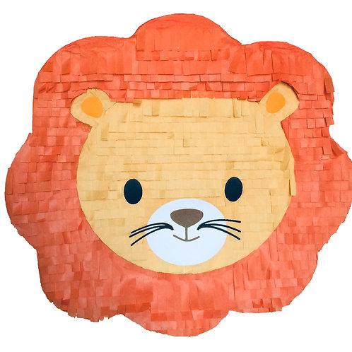 Piñata león