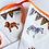 Thumbnail: Guirlande fanions avec animaux de la jungle
