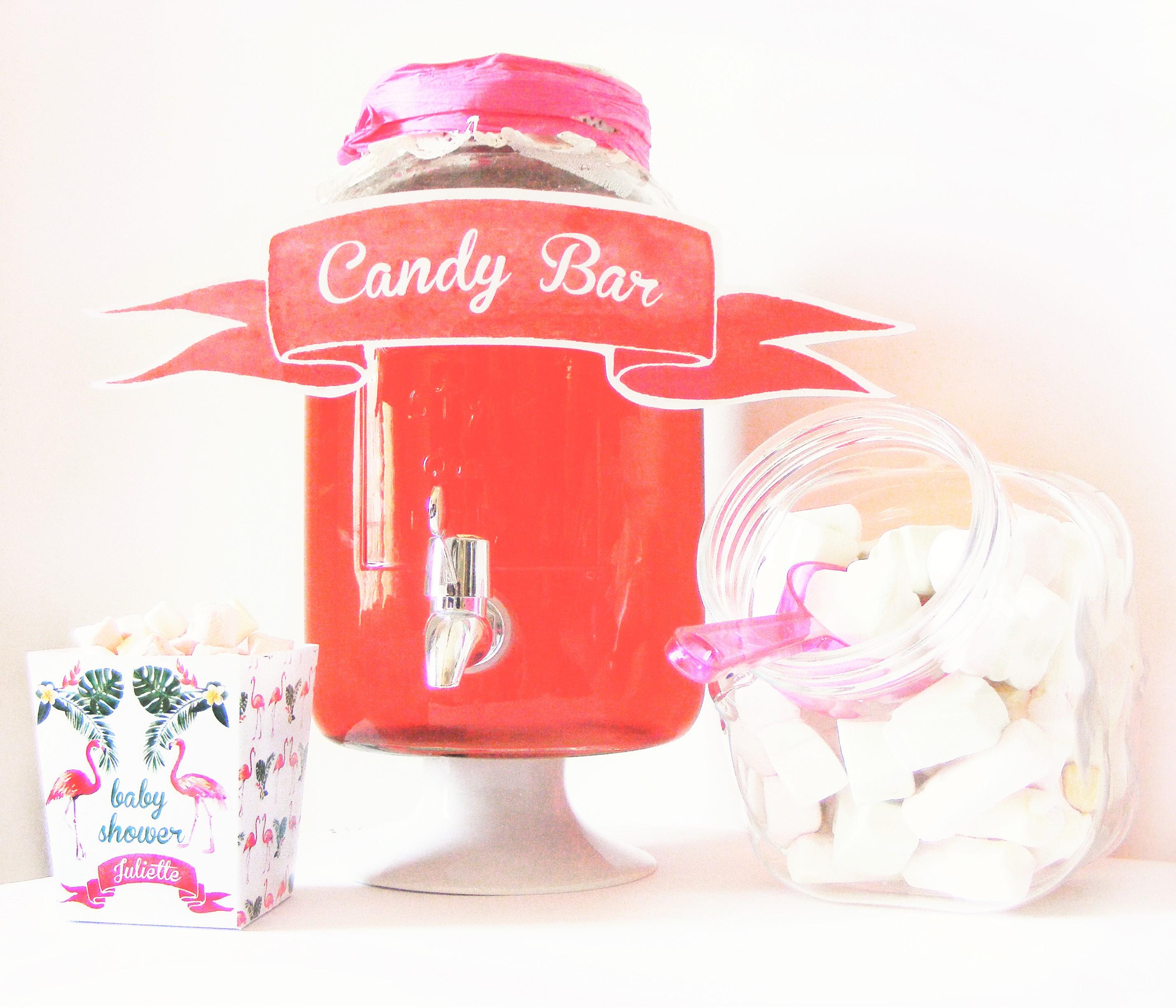 candy bar b