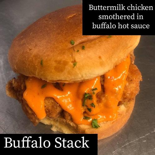 Buffalo Buttermilk Stack