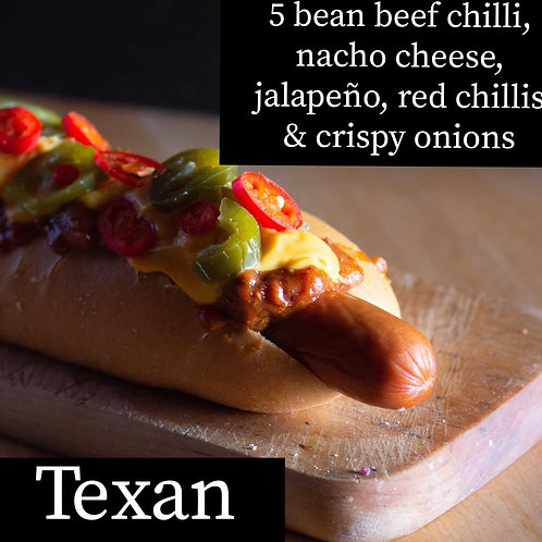 Texan dog
