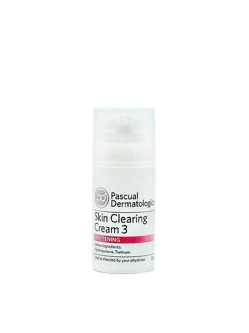 Skin clearing 3
