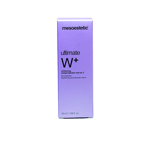 Ultimate W+ Whitening anti-perspirant roll-on 50ml