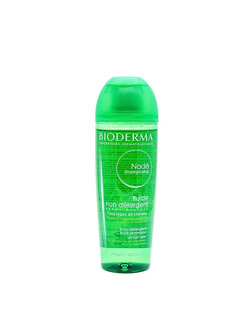 Non detergent shampoo