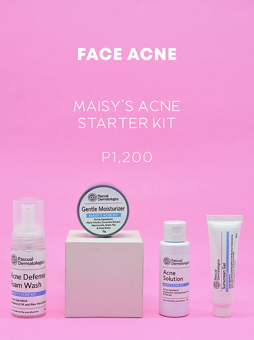 Face Acne Starter Kit