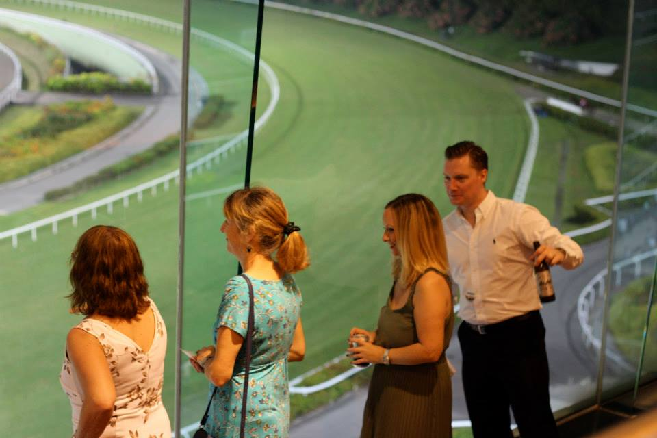 Last year's Race Night 2014 at Kranji