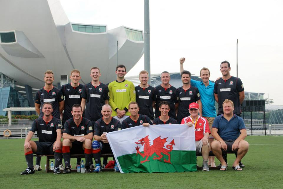 The Society Football Team