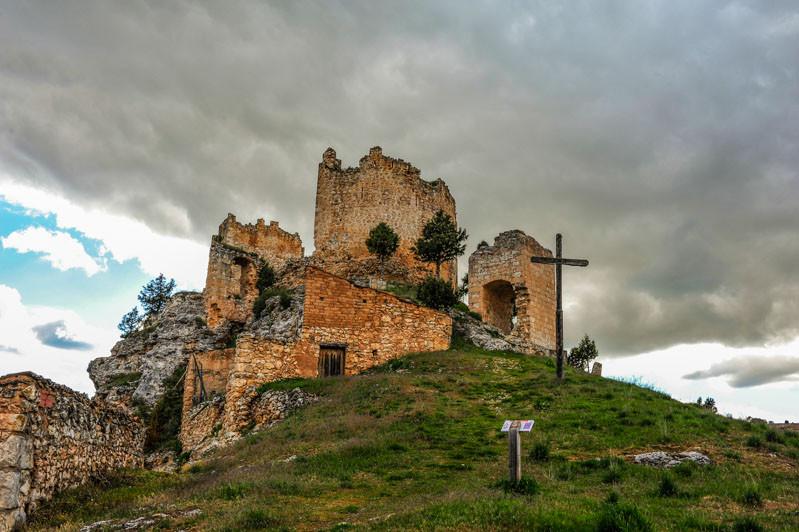 Atardecer Castillo