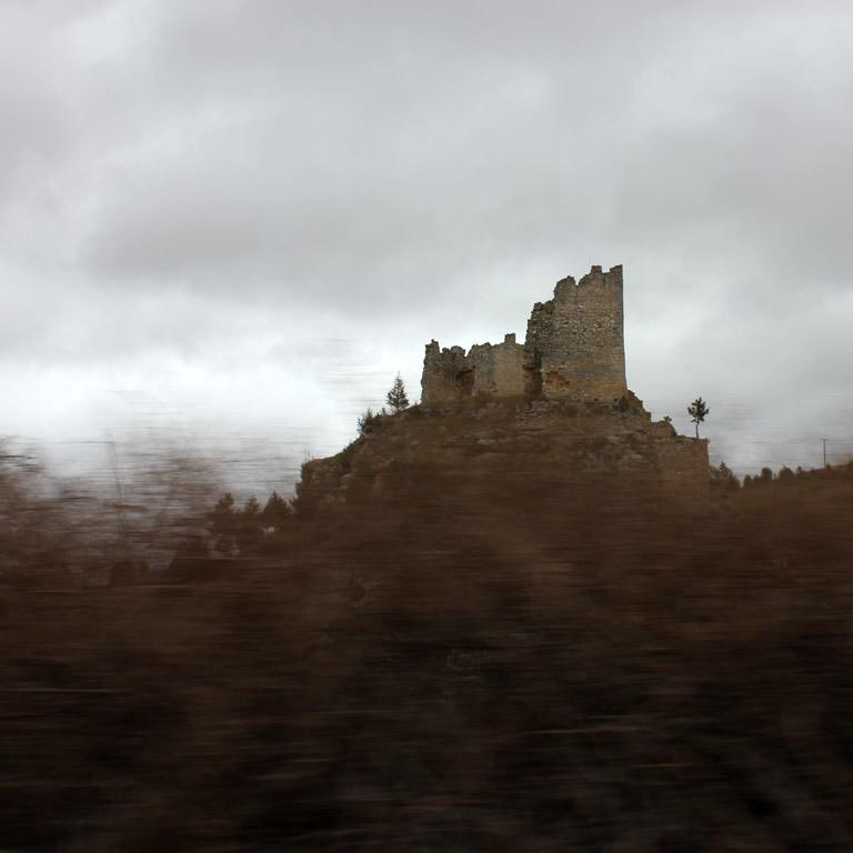 Castillo Templario Castillejo de Robledo