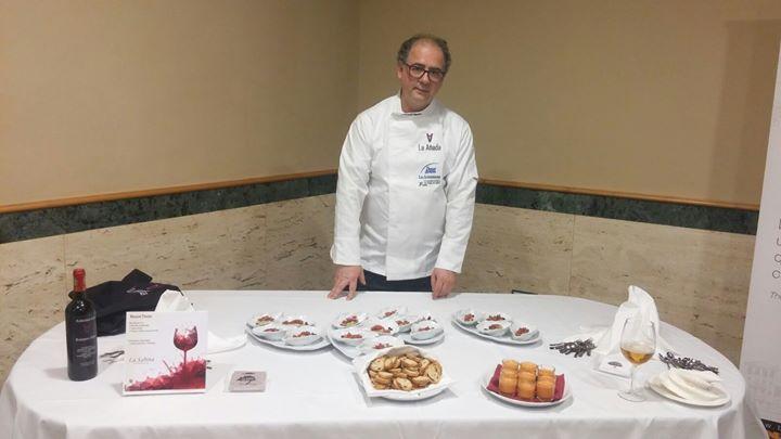 Chef Manuel Pavón