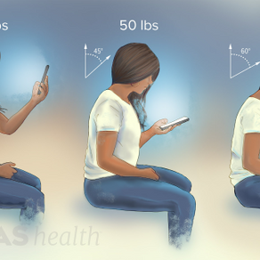 How Posture Can Lead To Neck and Shoulder Injuries