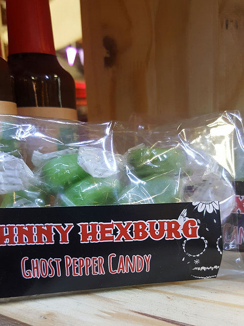 Ghost Pepper Candy