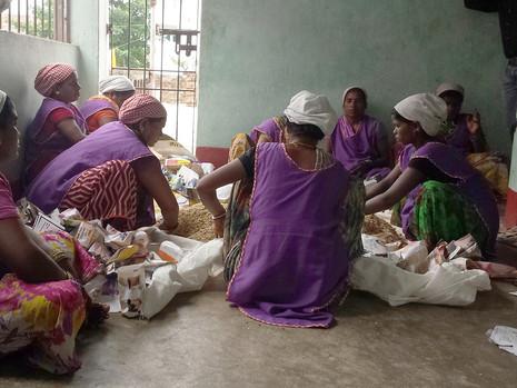 Women Agricultural Cooperative in Bihar, India