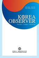 Korea Observer. Edited by Youngjae Jin