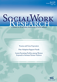 Social Work Research. Edited by Charlotte L. Bright