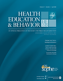 Health Education & Behavior. Edited by Jesus Ramirez-Valles