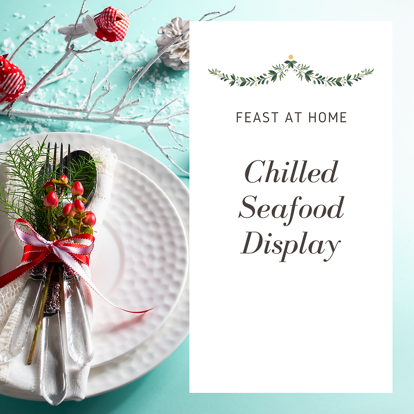 Chilled Seafood Display