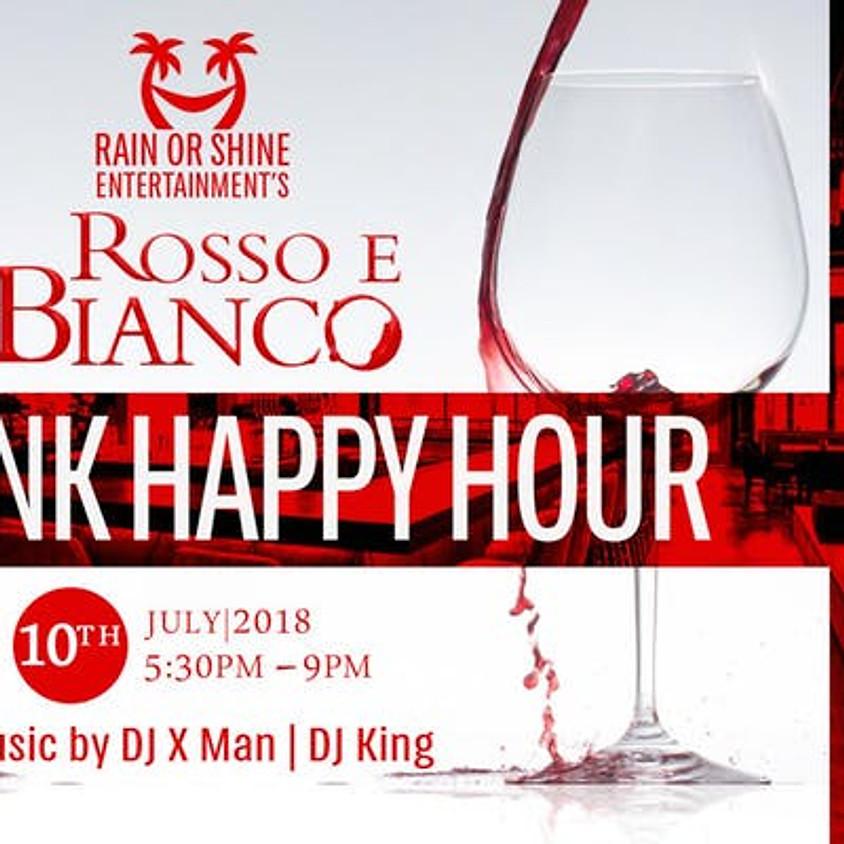 Rosso E Bianco Happy Hour