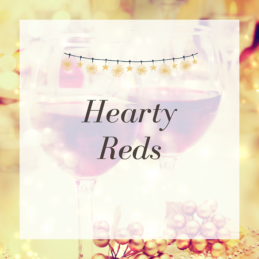 Wine Package: Hearty Reds