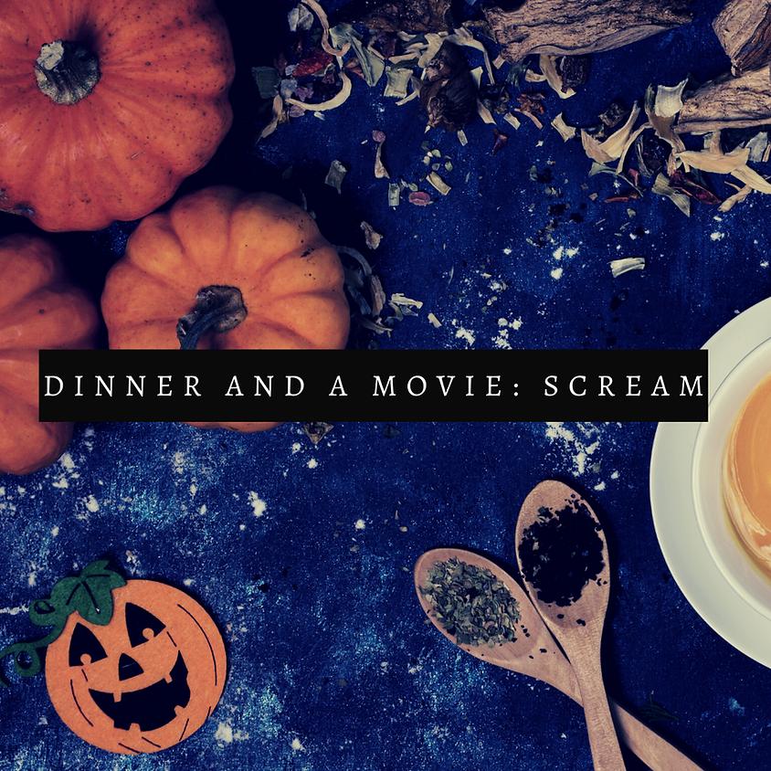 Halloween Movie and Dinner: Scream