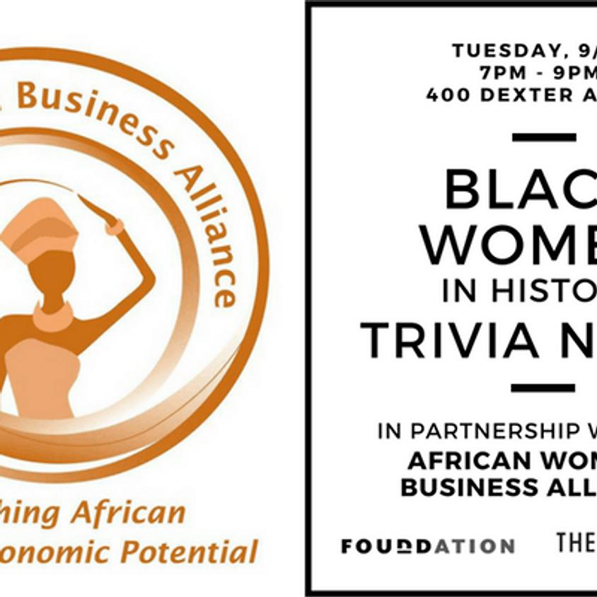 Black Women in History Trivia Night (1)