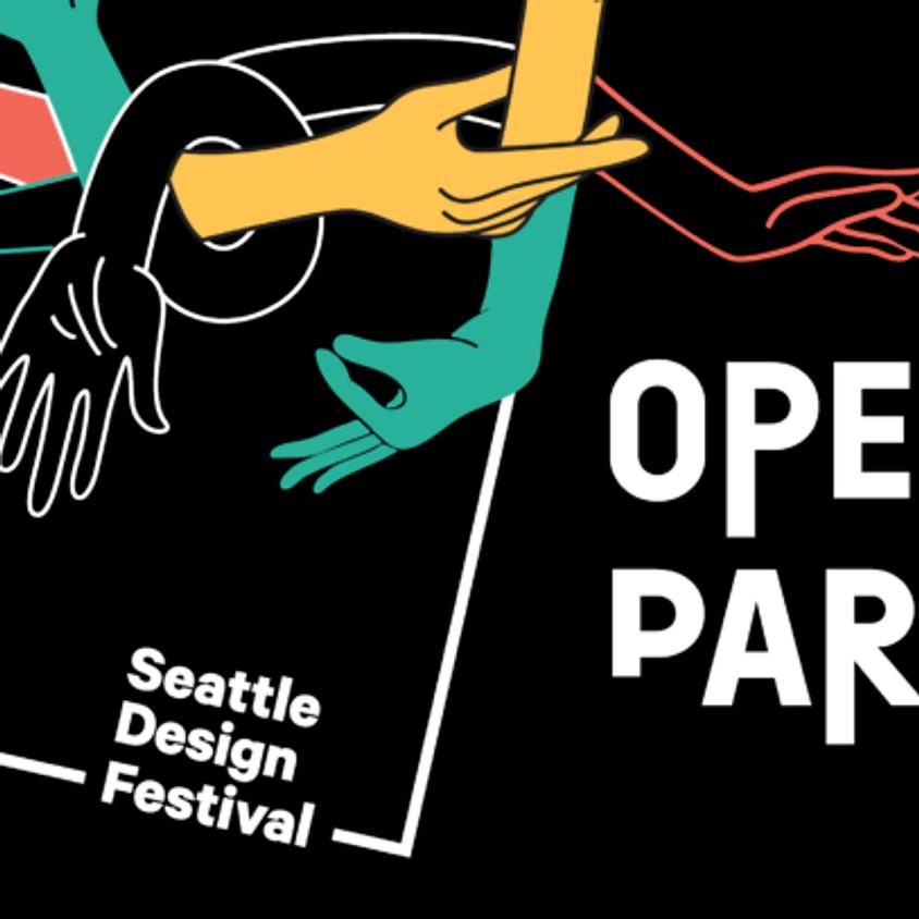 Seattle Design Festival Opening Night