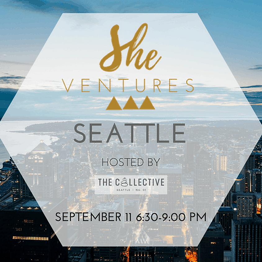 She Ventures Seattle