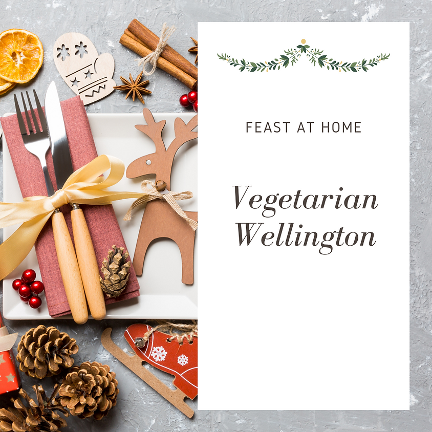 Vegetable Wellington