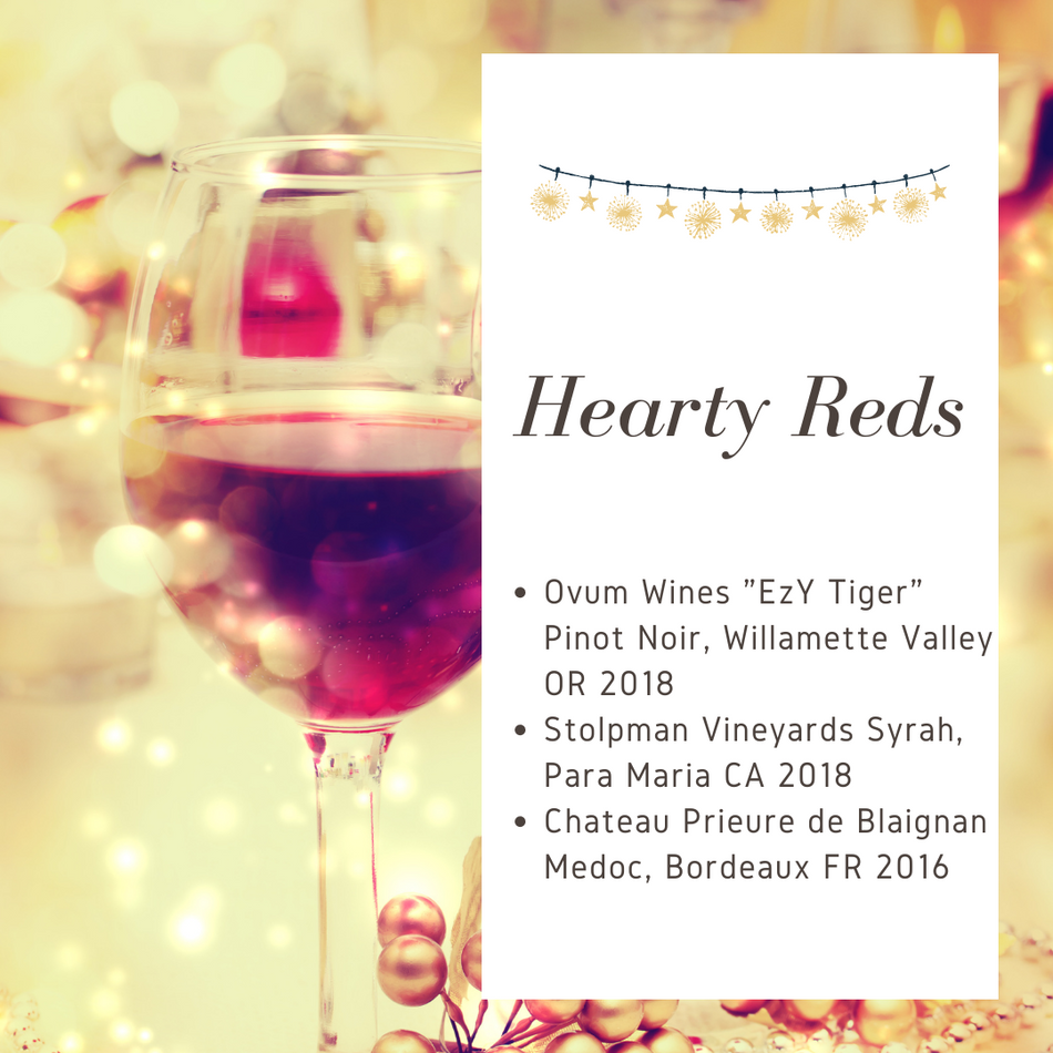 Hearty Reds